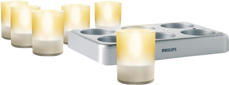 Philips Tealights 6 Set Decorative Lights Price In India Buy Philips Tealights 6 Set
