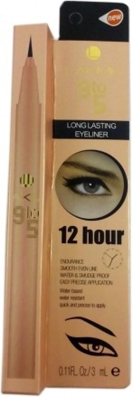 Lakme 9 To 5 Longlasting Eyeliner 3 Ml Price In India