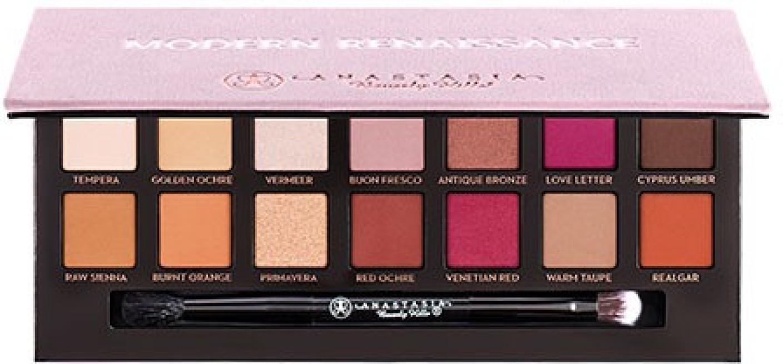 Znalezione obrazy dla zapytania Anastasia Beverly Hills  Modern Renaissance Eyeshadow Palette
