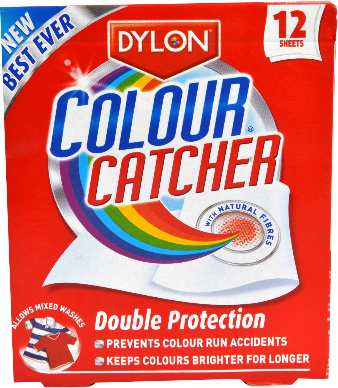 Colour catcher sheets - Dylon Colour Catcher Sheet 12 S None Fabric Softener Wishlist