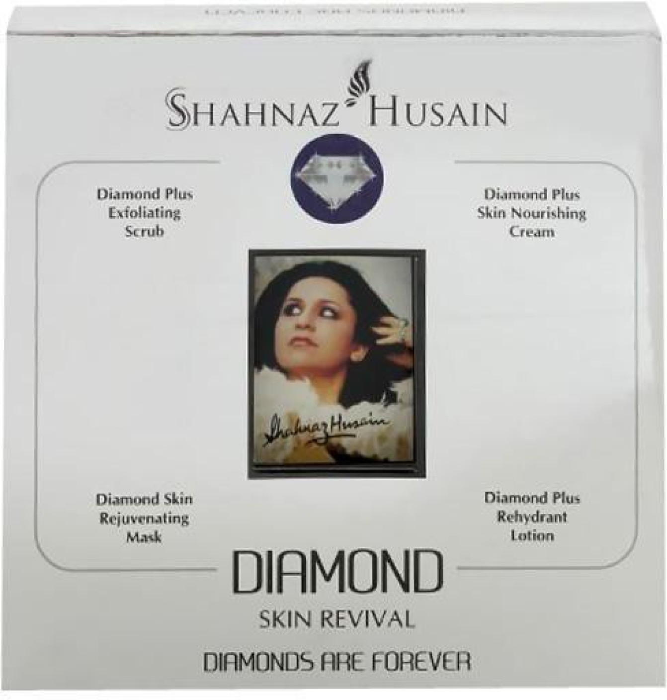 Shahnaz hussain diamond facial our knobs