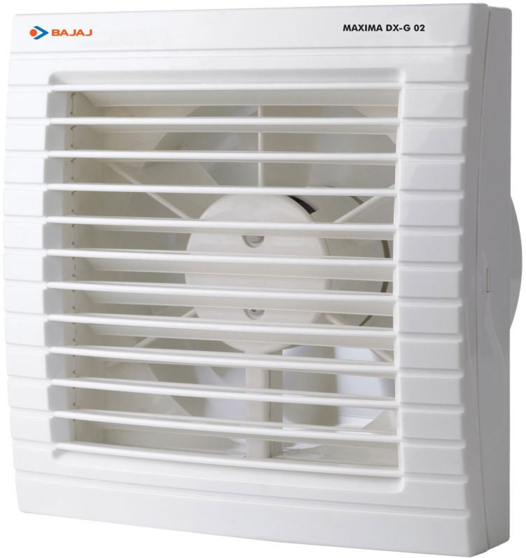 Fresh Air Fan : Bajaj maxima dxi g mm fresh air blade exhaust fan