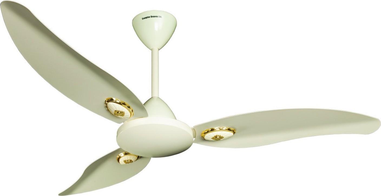 Crompton Lerone 1200mm Ivory 3 Blade Ceiling Fan Price In