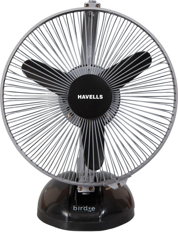 Havells Birdie 3 Blade Table Fan Price In India Buy