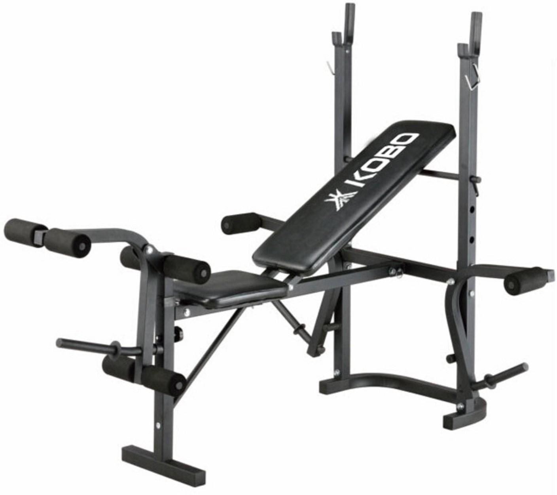 Kobo exercise weight lifting imported home gym foldable