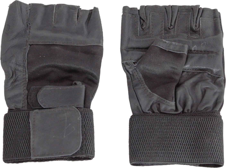 Home gym dynamics gloves genuine leather hand grip