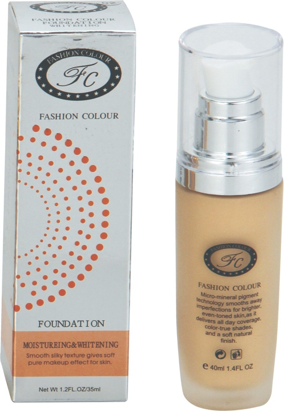 Colour care foundation - Colour Care Foundation Fashion Colour If01 Foundation Add To Cart