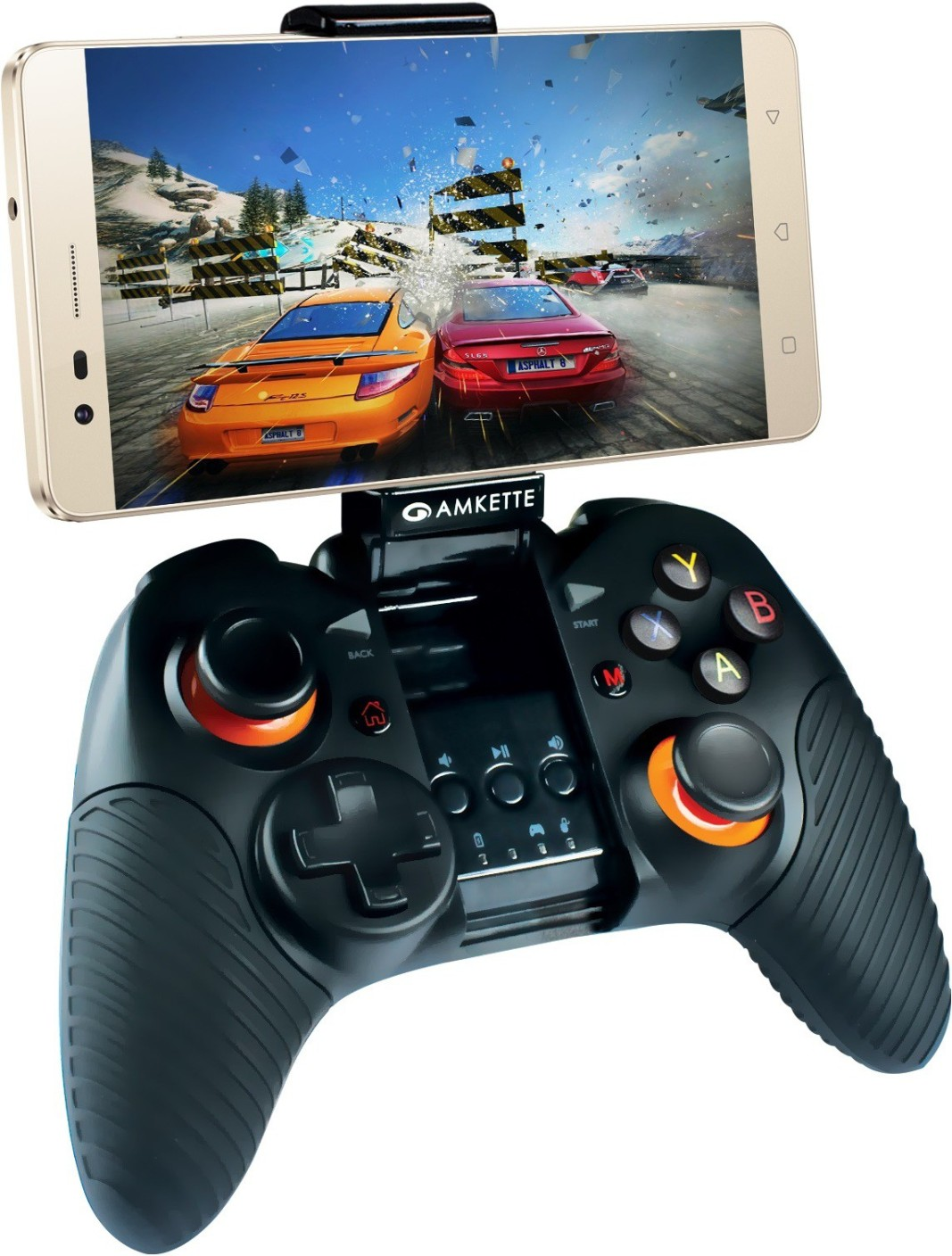 Amkette Evo Gamepad Pro 2 Wireless Controller For Android