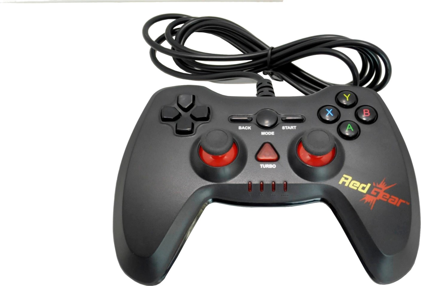 Redgear Highline Pc Wired Controller Gamepad Redgear
