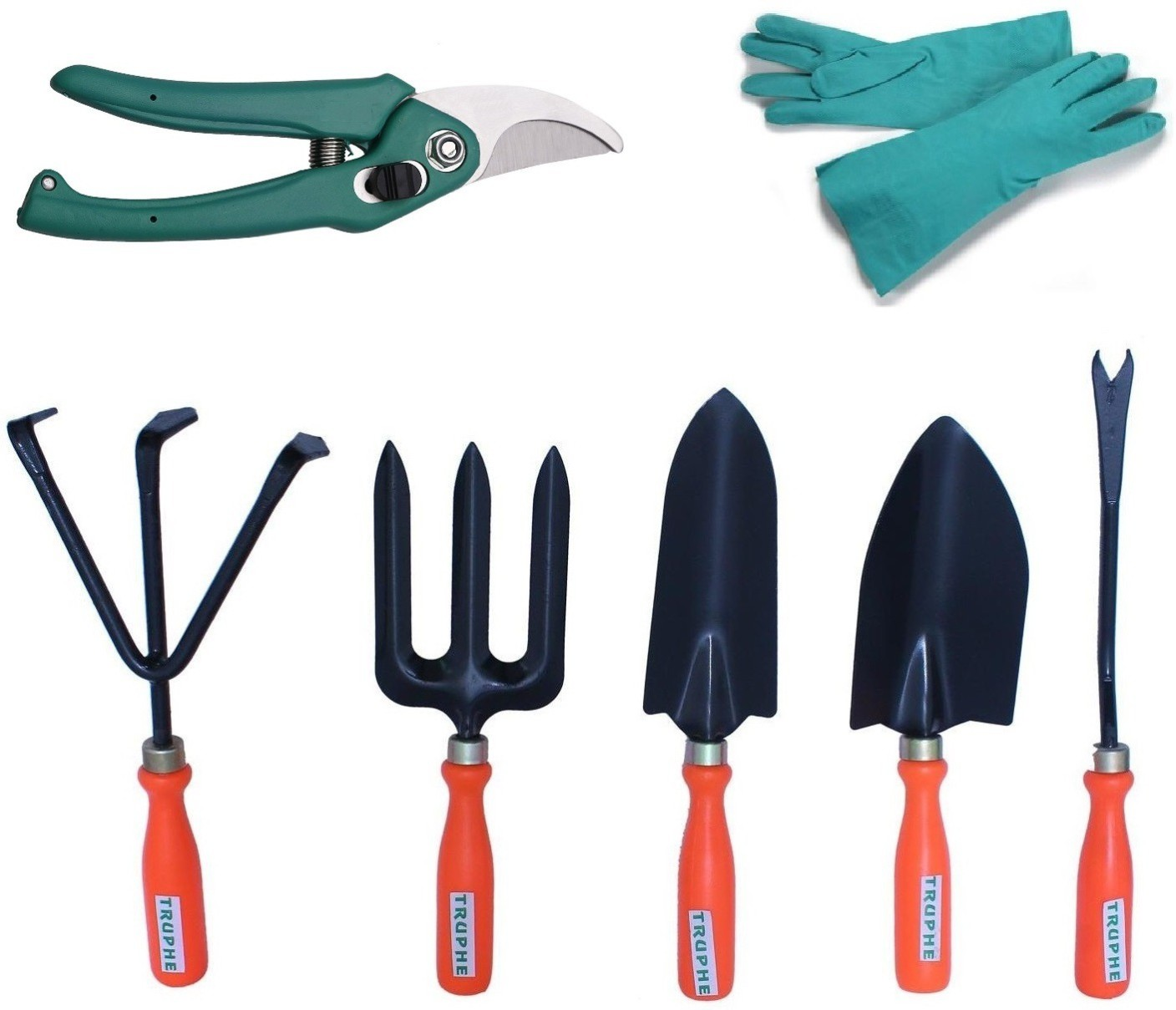 truphe gardening tool set garden tool kit price in india