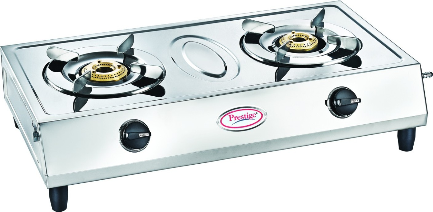 Prestige Kitchen Appliances Prestige Agni Classic Stainless Steel Manual Gas Stove Price In