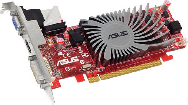 Asus AMD/ATI Radeon HD 5450 1 GB DDR3 Graphics Card - Asus ...