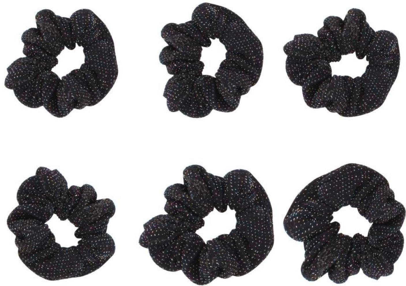 Accessher Dailywear Big Hair Ties Rubber Band Price In