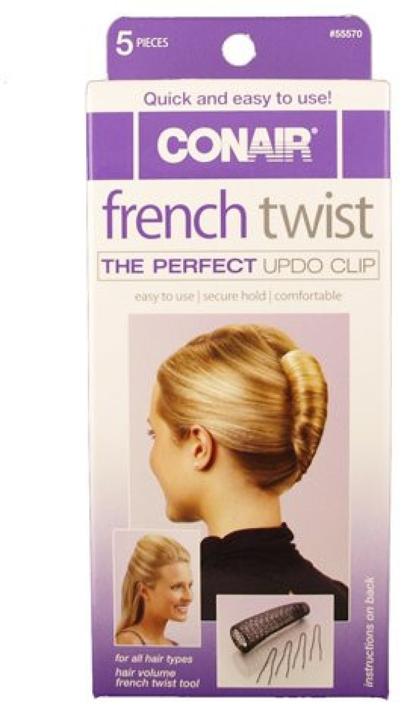 Conair French Twist Perfect Up Do Hair Clip Price In India