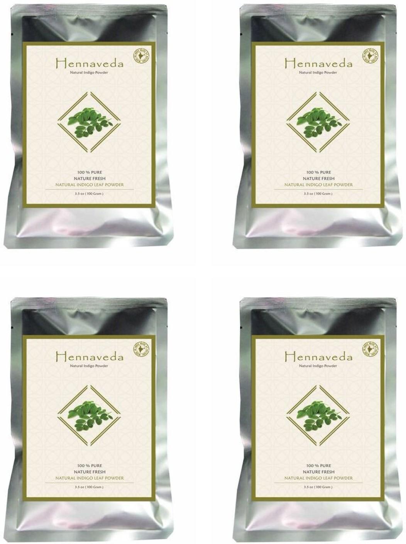 Hennaveda Natural Indigo Powder Reviews