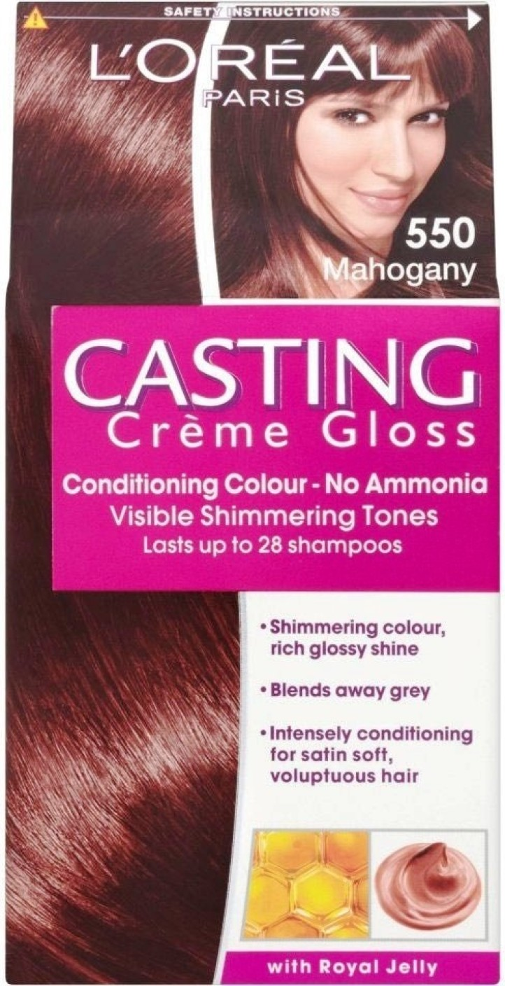 Loreal India Hair Color