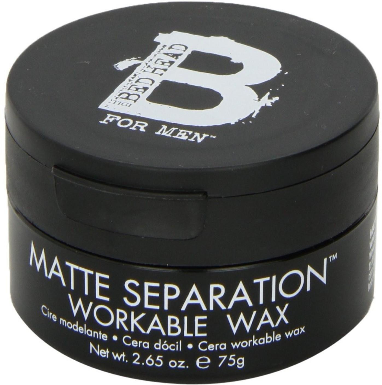 Tigi Bed Head Matte Separation Wax Review