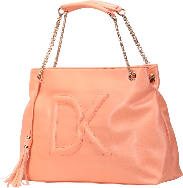 Buy Diana Korr Hand Held Bag Orange 1 Online Best Price
