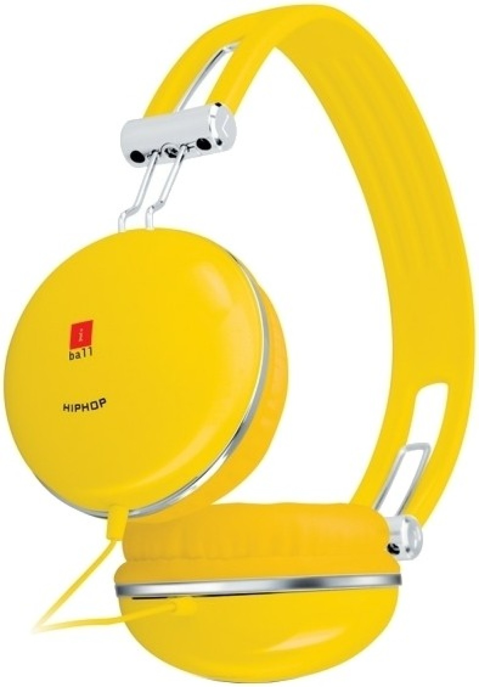 Iball hiphop yellow headphone price in india buy iball for Decor 9 iball