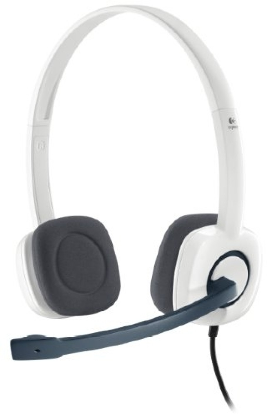logitech h150 wired headset with mic price in india buy logitech h150 wired headset with mic. Black Bedroom Furniture Sets. Home Design Ideas