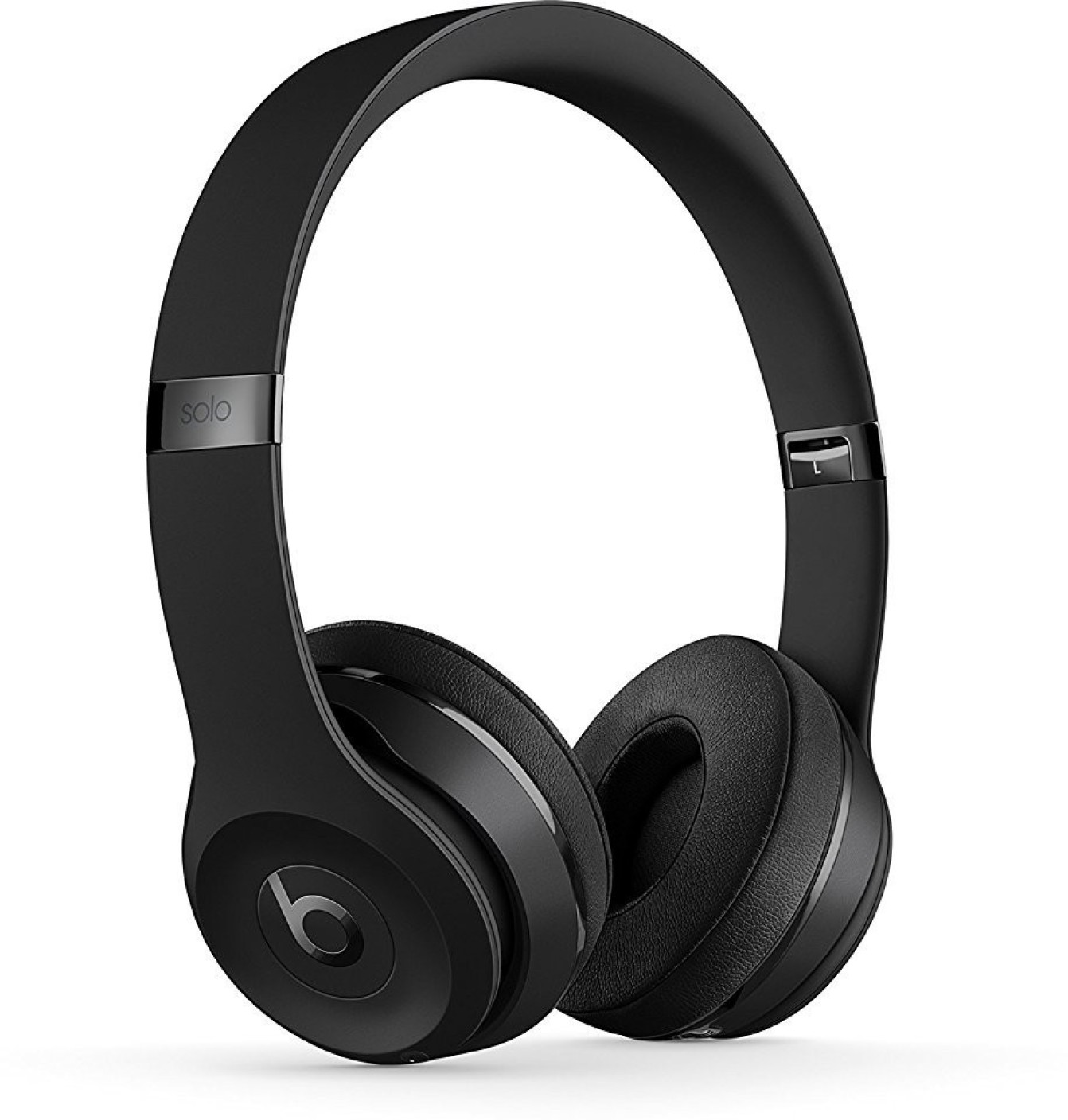 beats solo 3 wireless on ear headphones black bluetooth headset with mic price in india buy. Black Bedroom Furniture Sets. Home Design Ideas
