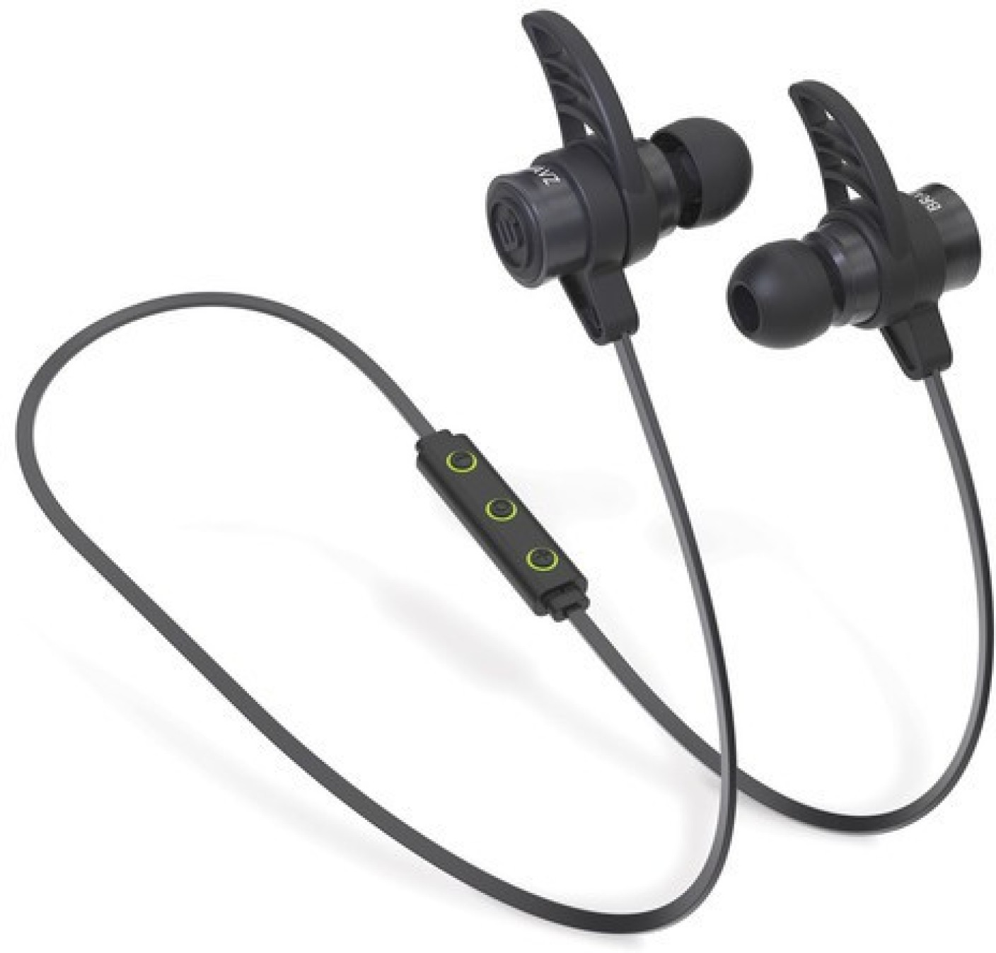 Brainwavz BLU-200 Noise Isolating In-Ear Earbuds Sport Bluetooth Headset With Mic Price In India