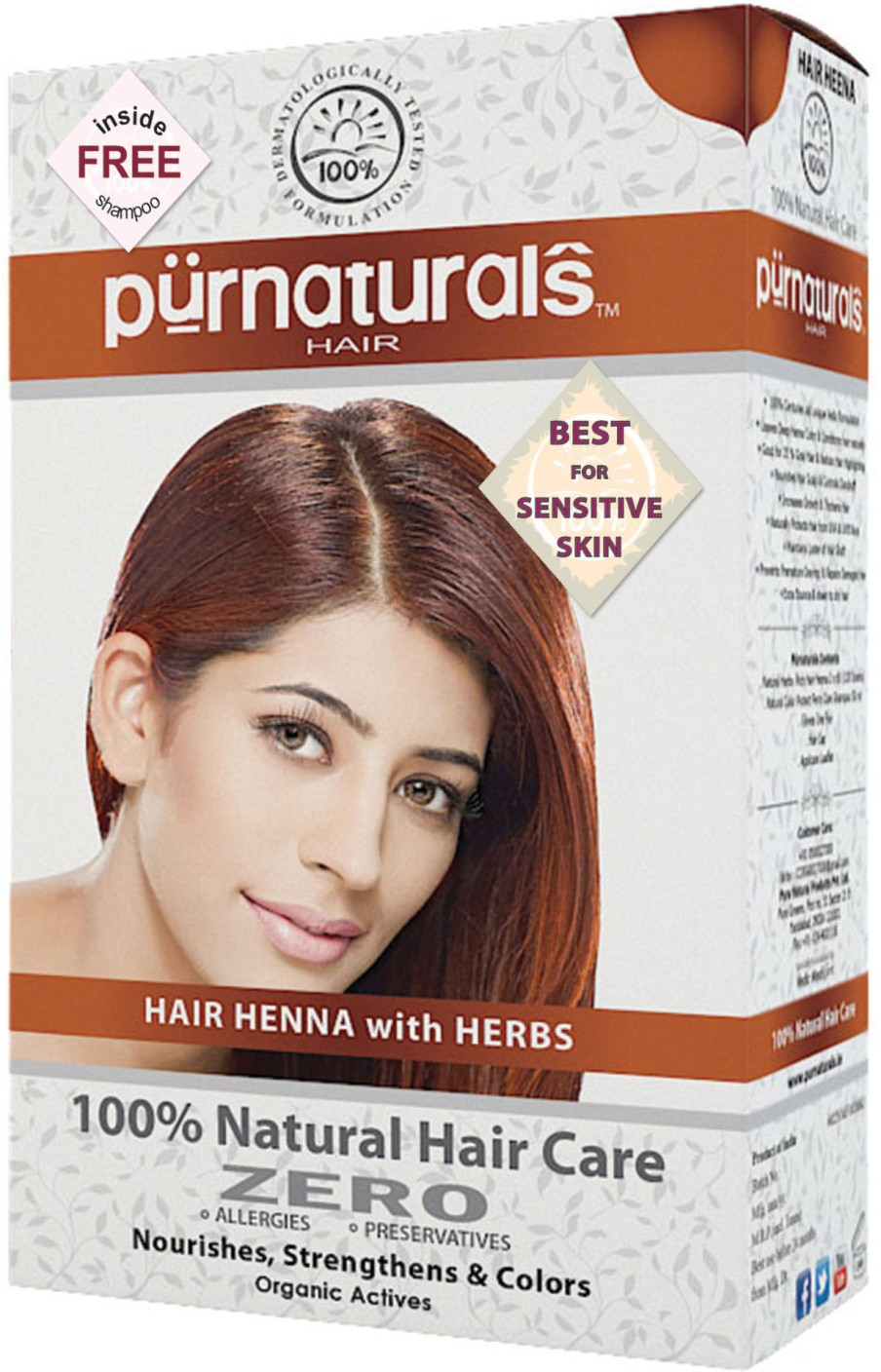 Pure Naturals Hair Color Review