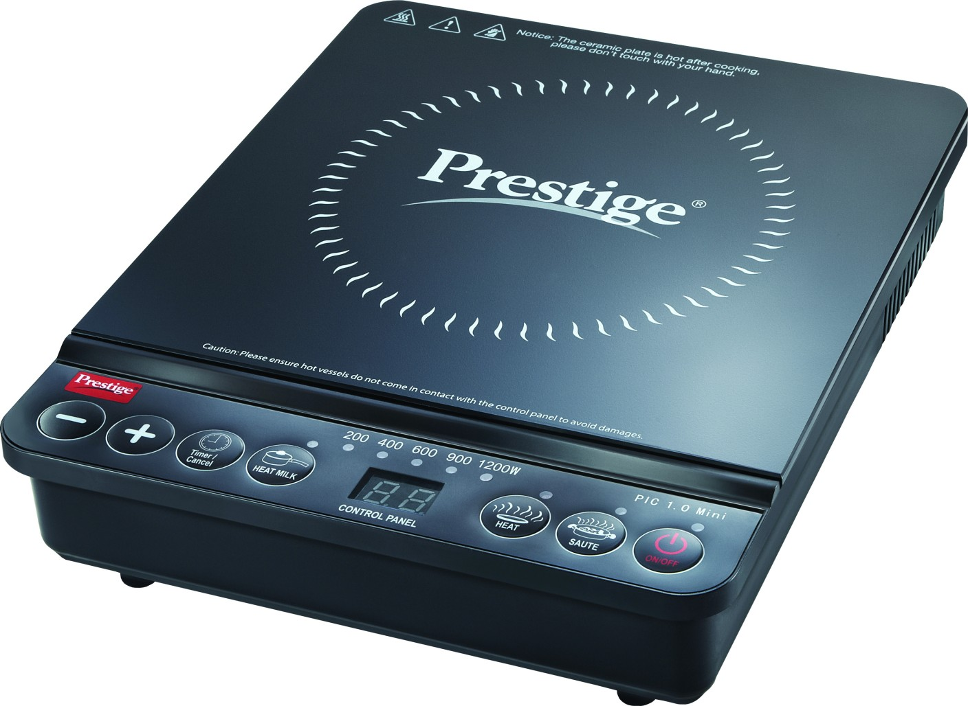 Prestige PIC 1.0 Mini Induction Cooktop - Buy Prestige PIC 1.0 ...