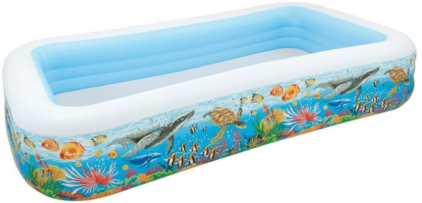 Intex 58485 Family Swimming Inflatable Pool Price In India Buy Intex 58485 Family Swimming