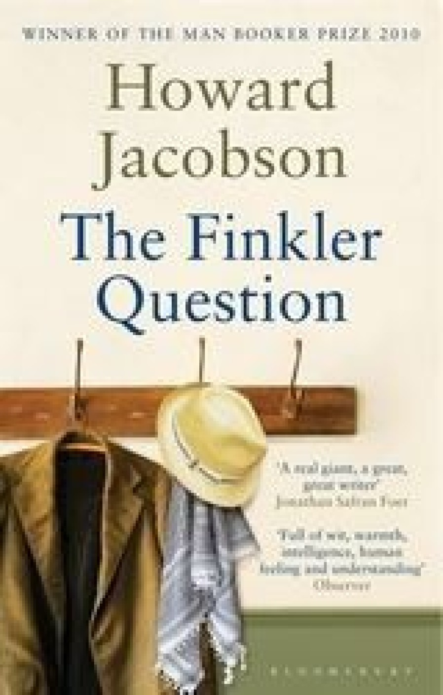 The Finkler Question Add To Cart