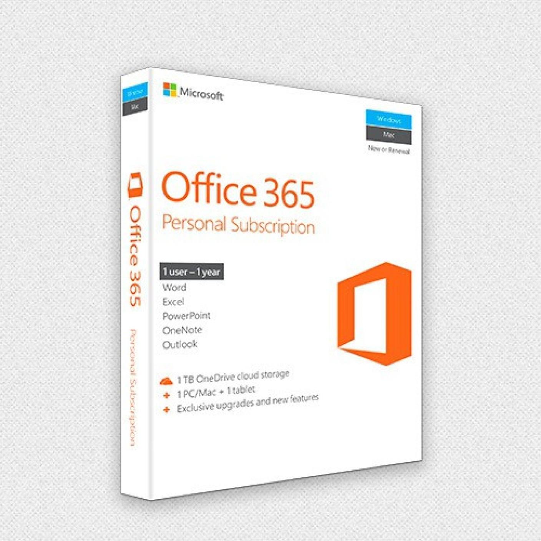 microsoft office 365 personal - microsoft : flipkart