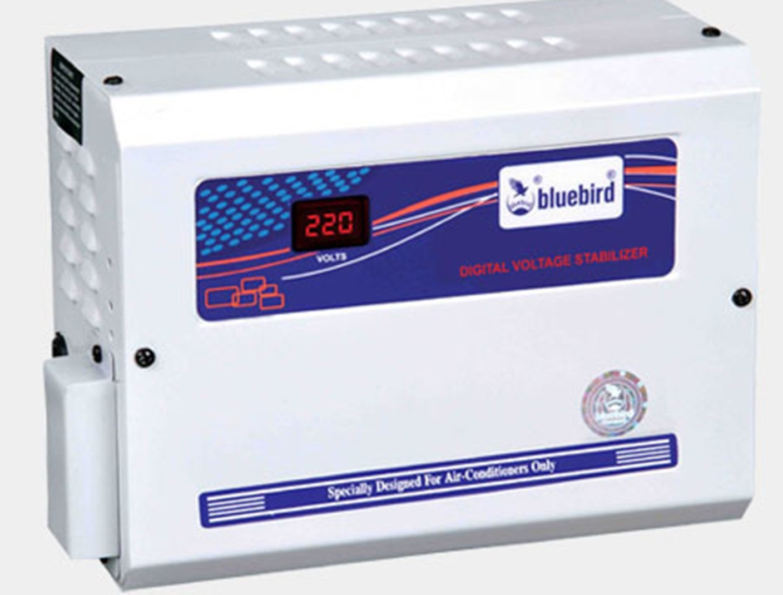 Blue Bird 4kva 150 280v Economy Voltage Stabilizer Price
