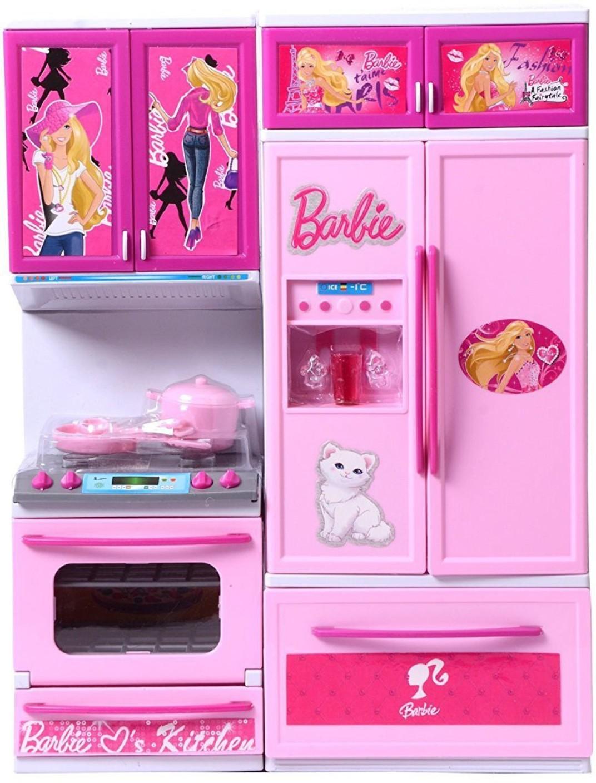 Modern Kitchen Barbie Swing Kitchen