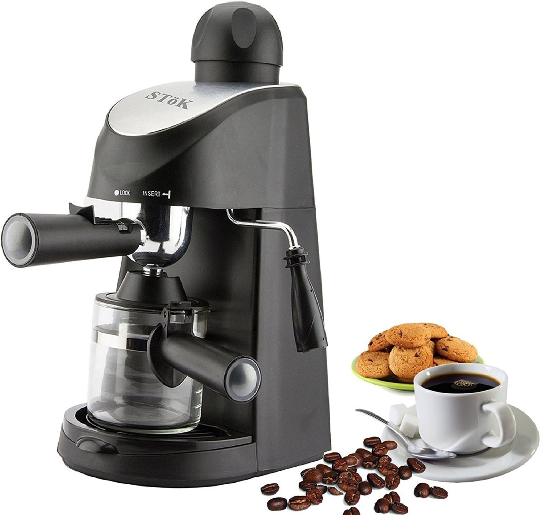 Stok St Ecm01 4 Cups Coffee Maker Price In India Buy