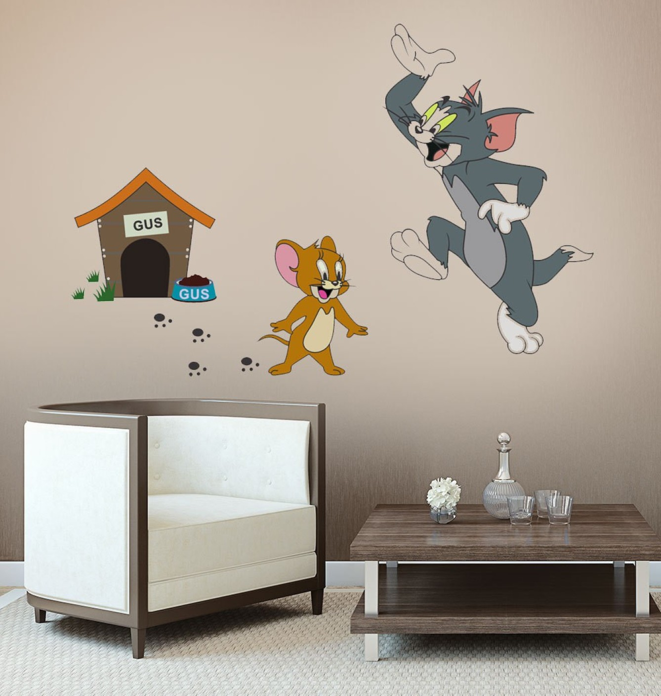 New Way Decals Wall Sticker Comics Wallpaper Price In