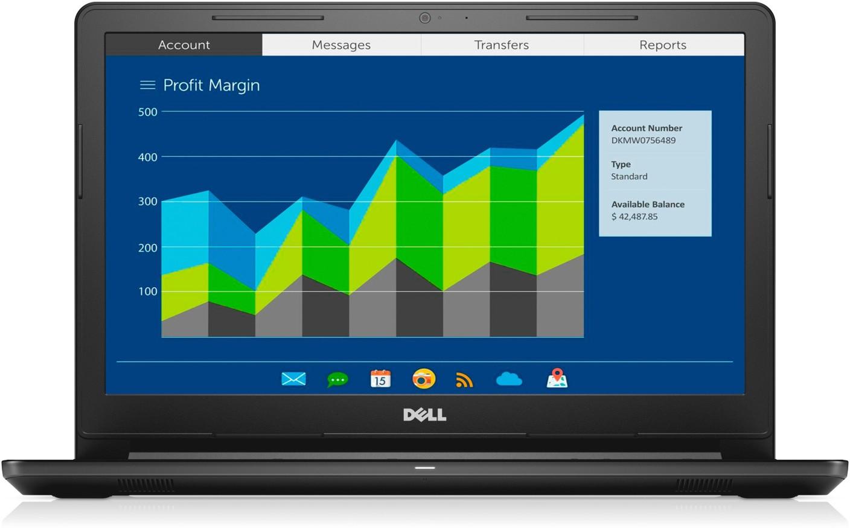 Dell Vostro 3000 Core I5 7th Gen 8 Gb 1 Tb Hdd Ubuntu 2