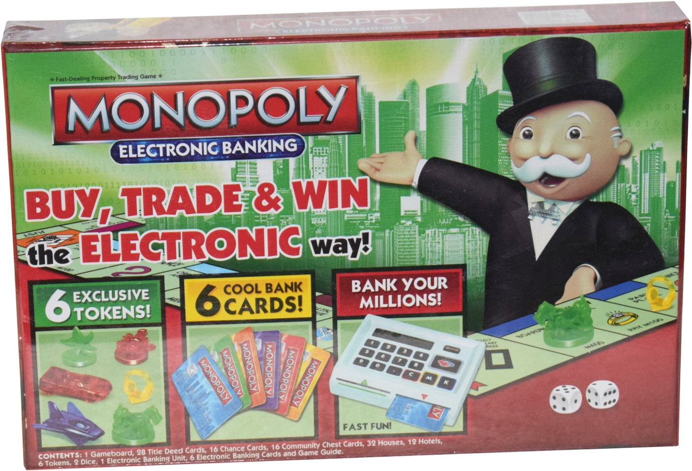 Kiditos monopoly electronic banking board game add to cart