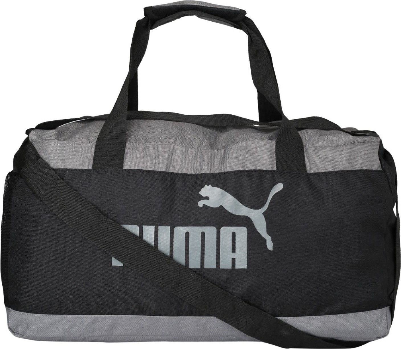 Gym Bag Flipkart: Puma PUMA Box Bag Gym Bag Puma Black-Quiet Shade