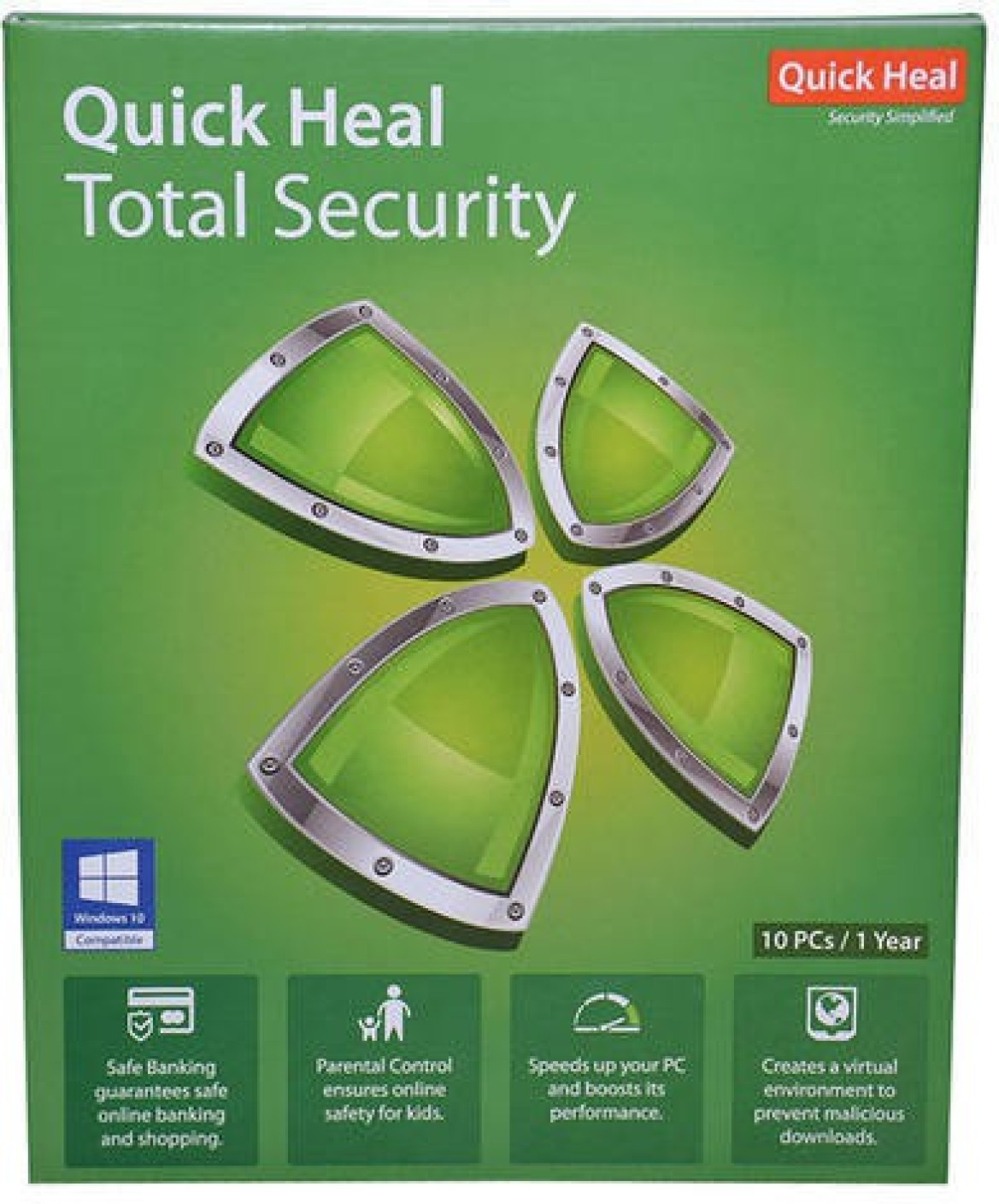Quick Heal Total Security 2016 Crack Archives