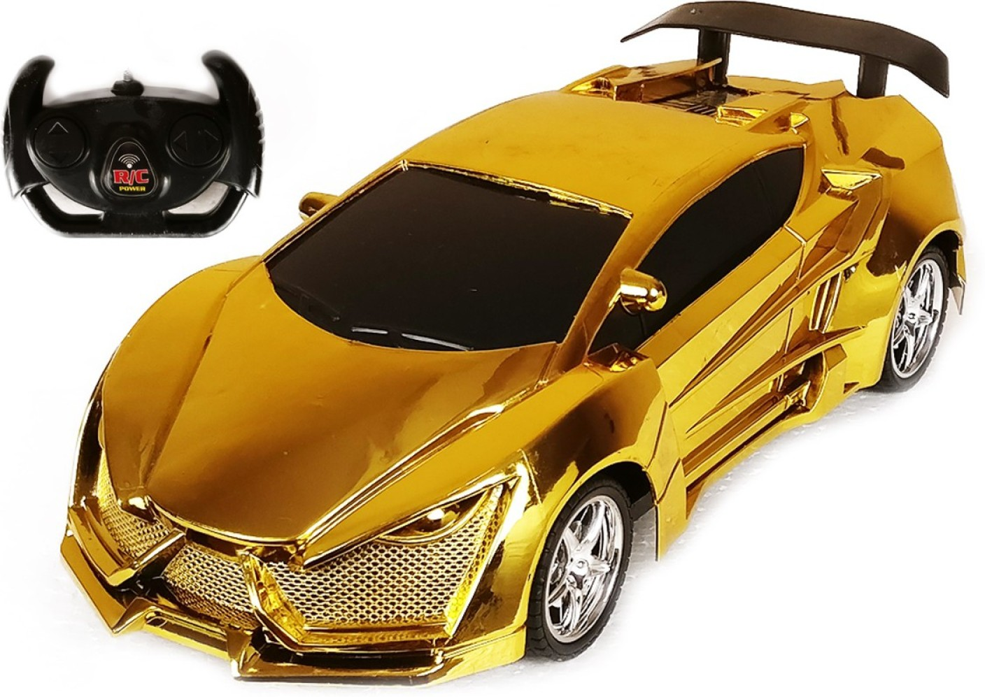 Tabby Toys Limited Gold Edition Glossy Remote Control