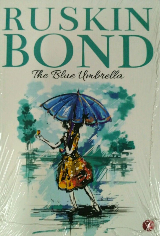 The Blue Umbrella - Buy The Blue Umbrella by ruskin bond ...
