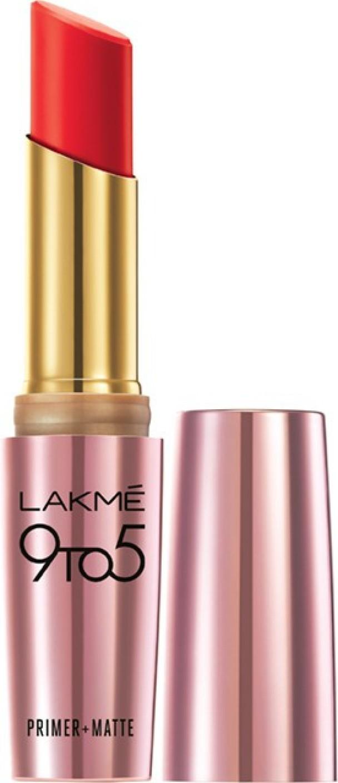 Buy Lakme 9 To 5 Primer Matte Lipstick Blushing Nude MP 7