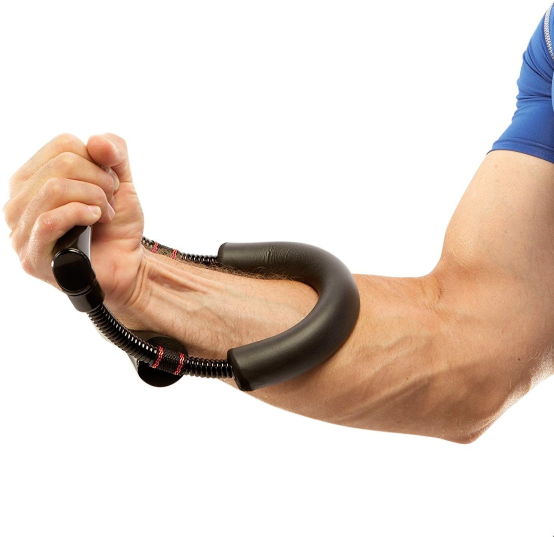 Fitsy Adjustable Forearm Strengthener Wrist Exerciser