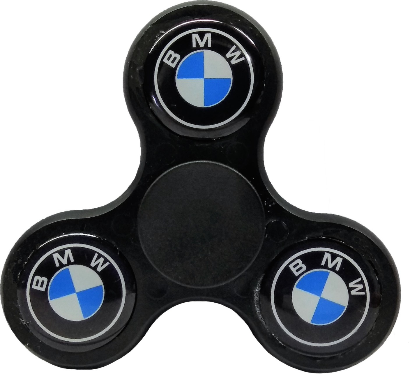 darling toys bmw logo fidget hand spinner anti stress toy. Black Bedroom Furniture Sets. Home Design Ideas