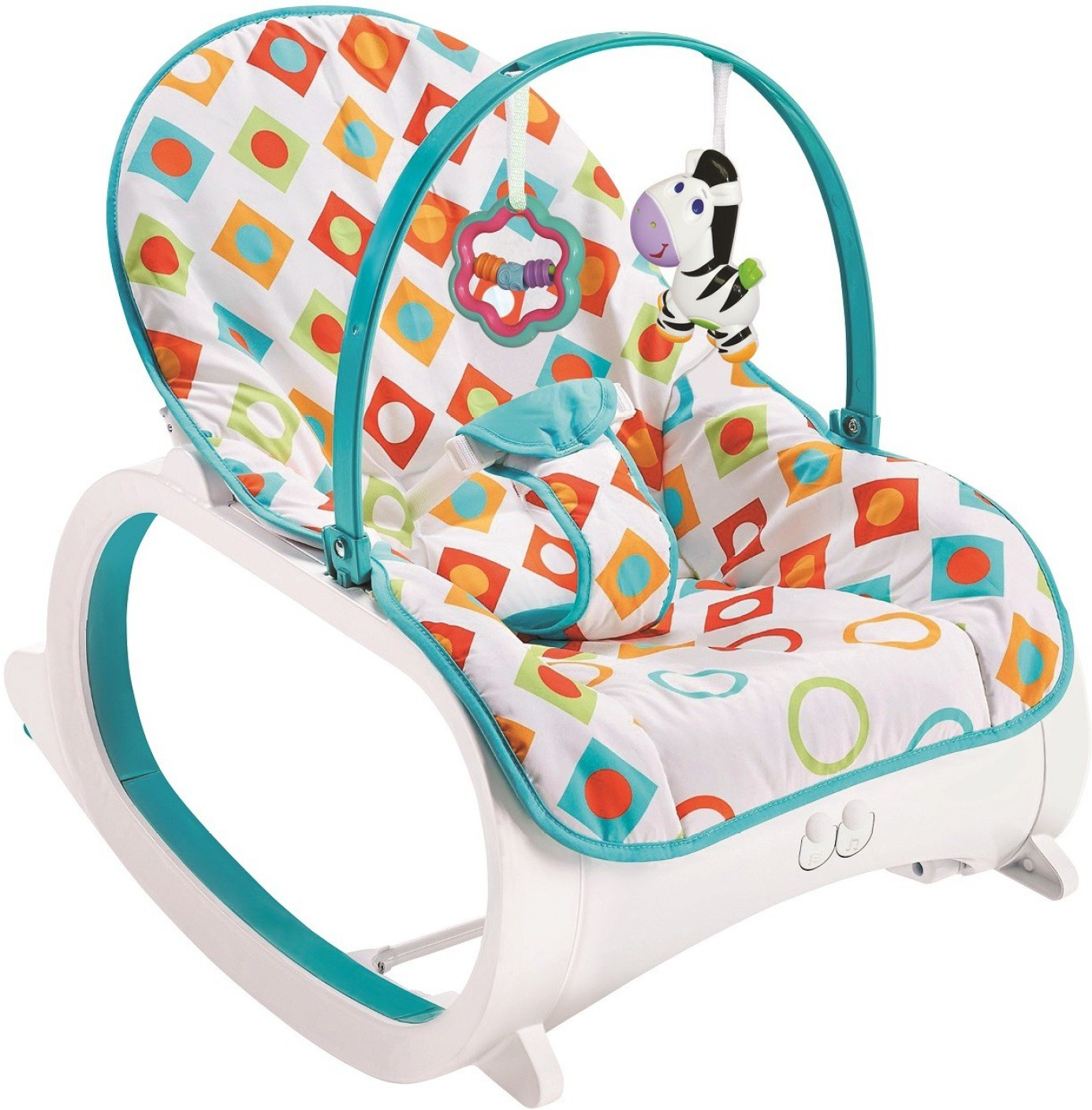 Fiddle Diddle Baby Bouncer Cum Rocker Buy Baby Care Products in