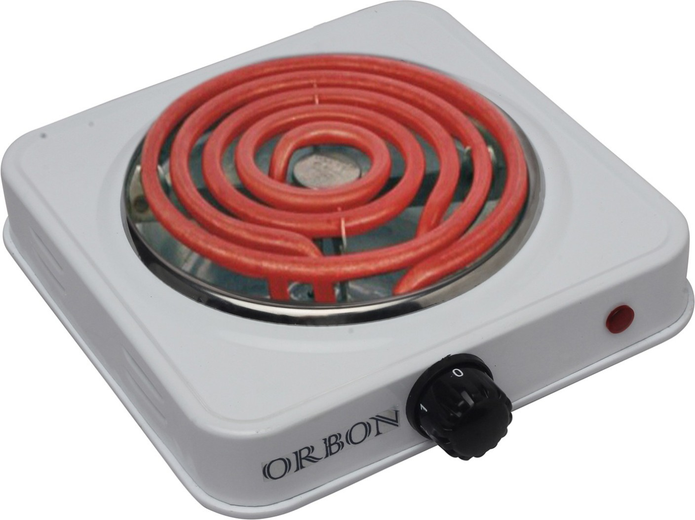 Orbon G Coil Stove 1000 Watts With Thermostat Heavy