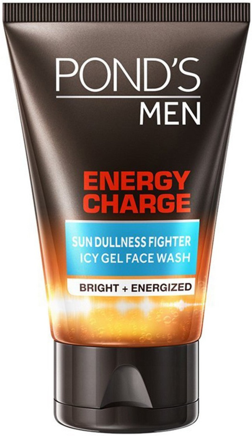 Ponds Men Energy Charge Face Moisturizer 20ml Daftar Harga Terkini 100g Twin Pack Icy Gel Wash Share