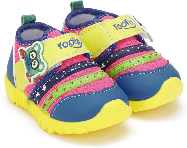 Footfun by Liberty Boys & Girls Slip on Running Shoes ...