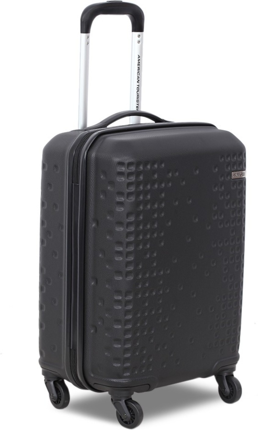 american tourister cruze cabin luggage 22 inch black price in india. Black Bedroom Furniture Sets. Home Design Ideas