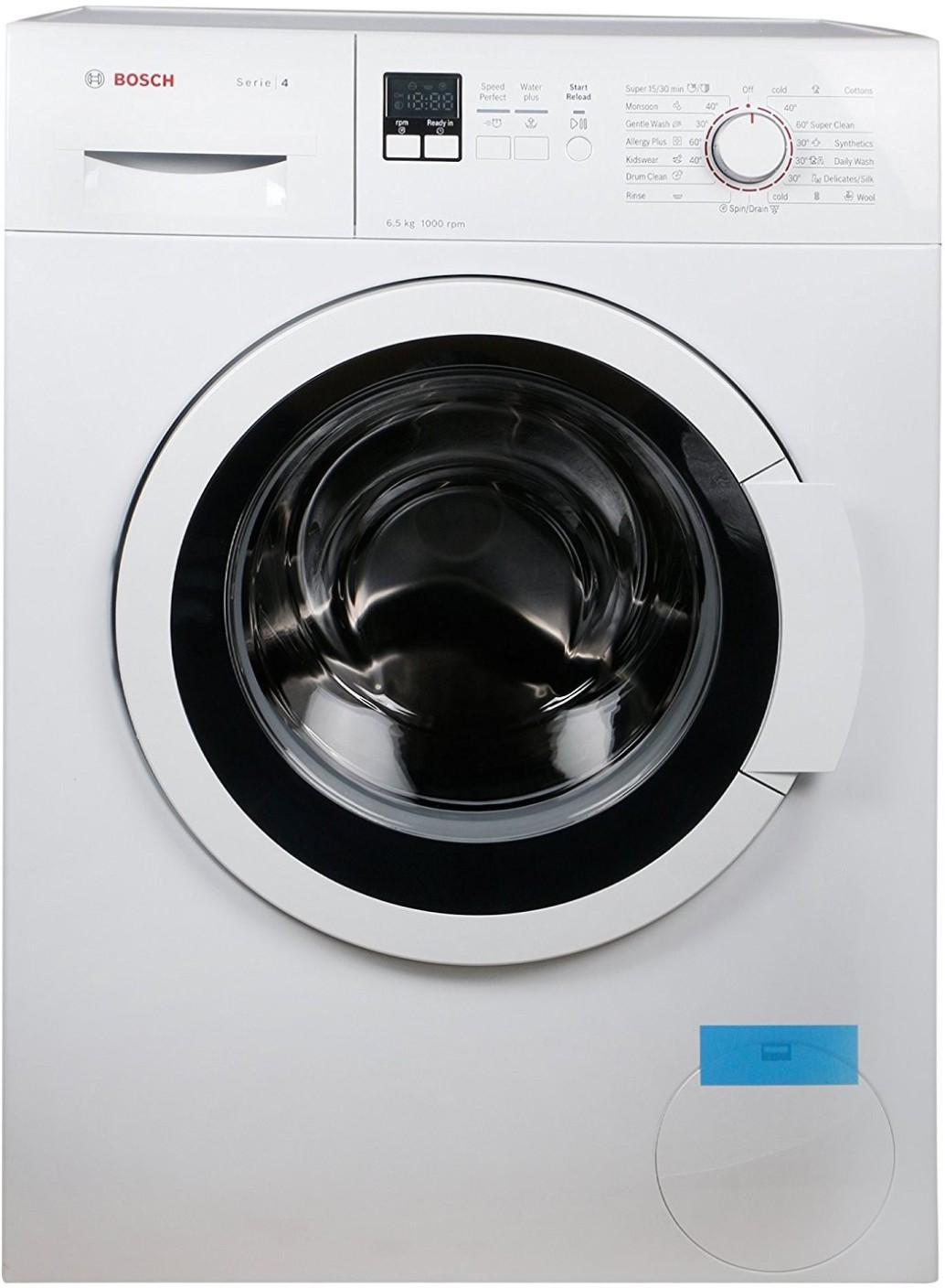 Bosch 6.5 kg Fully Automatic Front Load Washing Machine ...